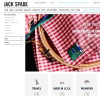 jackspade.com screenshot