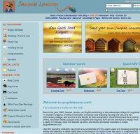 jacquielawson.com screenshot