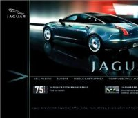 jaguar.com screenshot