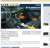 jalopnik.com screenshot