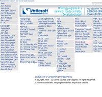 java2s.com screenshot