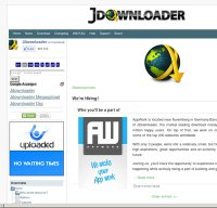 jdownloader.org screenshot