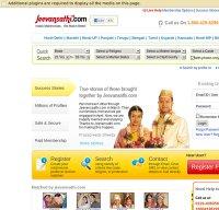jeevansathi.com screenshot