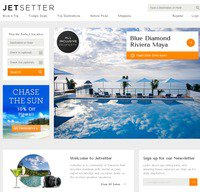 jetsetter.com screenshot