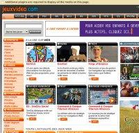 jeuxvideo.com screenshot