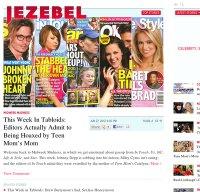 jezebel.com screenshot