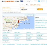 jobdiagnosis.com screenshot