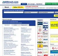 jobstreet.co.id screenshot