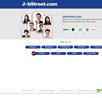 jobstreet.com screenshot