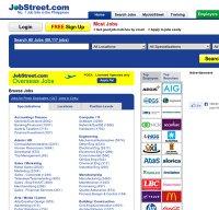 jobstreet.com.ph screenshot
