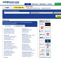 jobstreet.com.sg screenshot