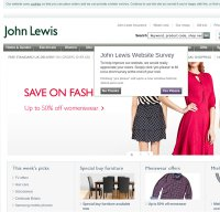 johnlewis.com screenshot