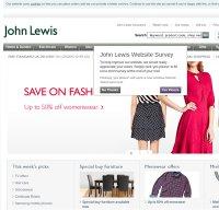 johnlewis.com screenshot