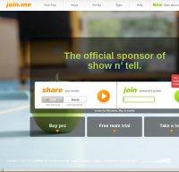 join.me screenshot