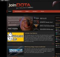 joindota.com screenshot