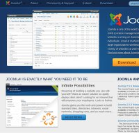 joomla.org screenshot