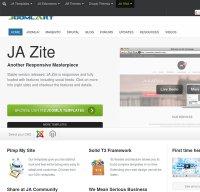 joomlart.com screenshot