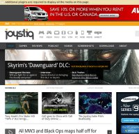 joystiq.com screenshot