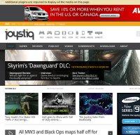 joystiq.com screenshot