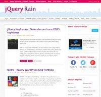 jqueryrain.com screenshot