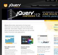 jqueryui.com screenshot