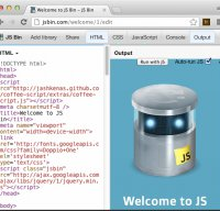 jsbin.com screenshot