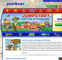 jumpstart.com screenshot