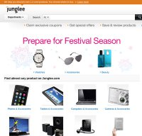 junglee.com screenshot
