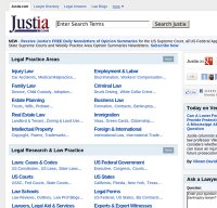 justia.com screenshot