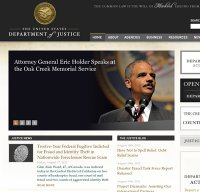 justice.gov screenshot