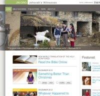 jw.org screenshot
