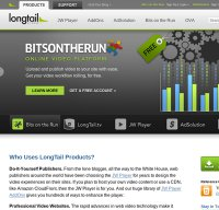 jwplayer.com screenshot
