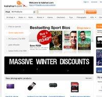 kalahari.com screenshot