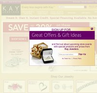 kay.com screenshot