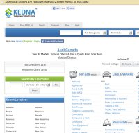 kedna.com screenshot