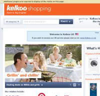 kelkoo.com screenshot