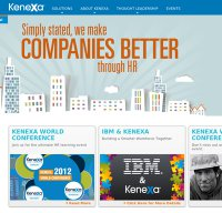 kenexa.com screenshot