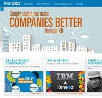 kenexa.com screenshot