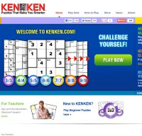 kenken.com screenshot