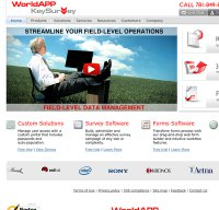 keysurvey.com screenshot