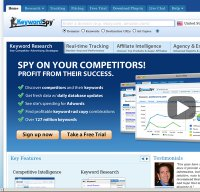 keywordspy.com screenshot