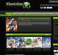 kissanime.com screenshot