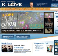 klove.com screenshot
