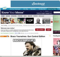 knowyourmeme.com screenshot