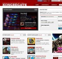 kongregate.com screenshot