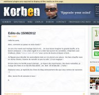 korben.info screenshot