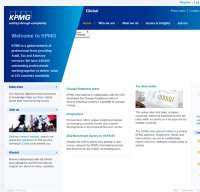 kpmg.com screenshot
