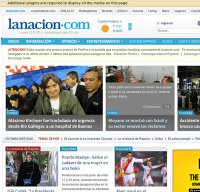 lanacion.com.ar screenshot