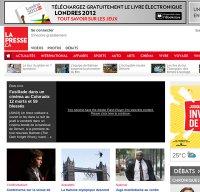 lapresse.ca screenshot