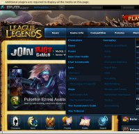 leagueoflegends.com screenshot